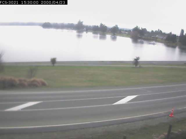 Web Camera Images of Lake Te Anau
